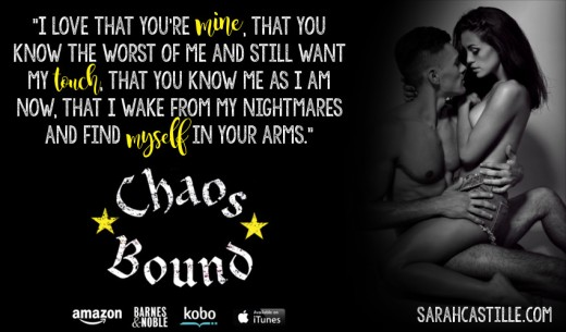 CHAOS BOUND TEASER rb
