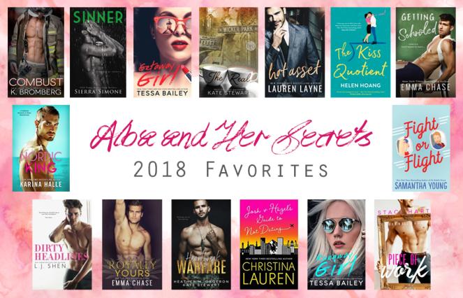 2018 Favorites